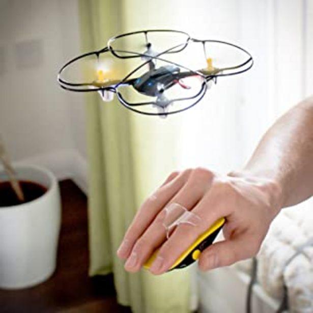 Oferta de RED5 - 55647 - Dron con Control de Movimiento, Color Amarillo por 20,54€