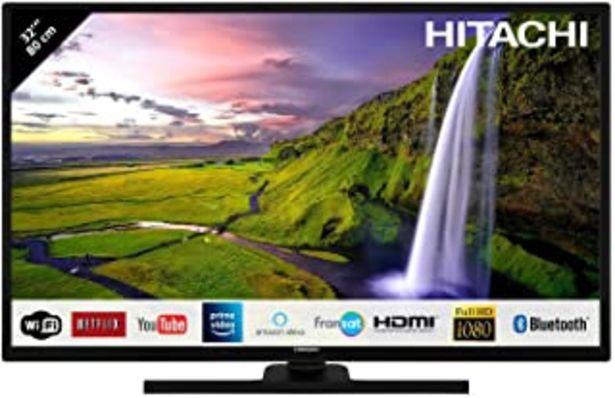 Oferta de Hitachi TV 32' 32HE4100 por 192,63€