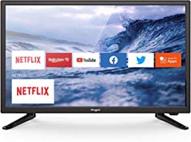 """Oferta de Engel LE2480SM - Smart TV de 24"""", Color Negro por 139€"""