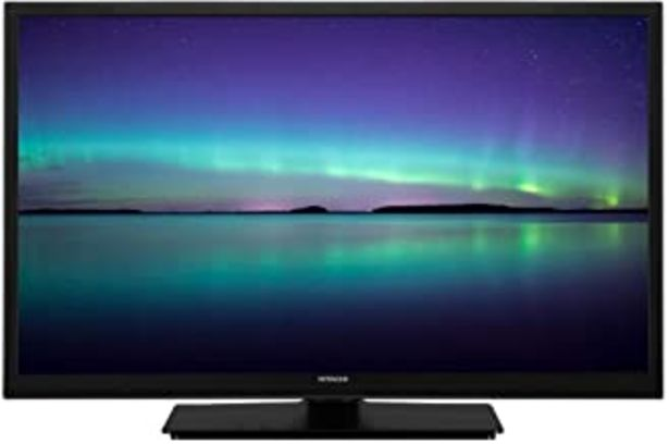 Oferta de Hitachi 24HE2100 Televisor 24'' LCD Direct Led HD Ready Smart TV 200Hz HDMI USB Grabador y Reproductor Multimedia por 167,71€