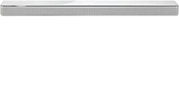 Oferta de Bose - Barra de sonido 700, con Alexa integrada, Bluetooth y Wifi blanco por 659€