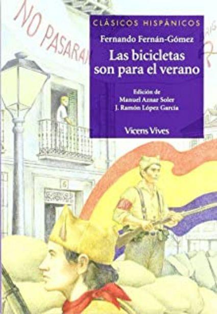 Oferta de Las Bicicletas Son Para El... N/c (Clásicos Hispánicos) - 9788431637392 por 12,11€