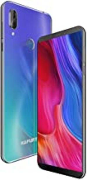 Oferta de HAFURY NOTE 10 4G Android 9 Dual Sim Smartphone Libre Desbloqueado, pantalla 5.93 inch FHD con batería de 4000Mah, 4GB RAM+32GB ROM, ampliable hasta 128 GB, teléfono móvil doble cámara 8MP+16MP,Aurora por 84,99€