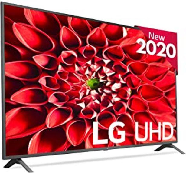 """Oferta de LG 82UN85006LA - Smart TV 4K UHD 207 cm (82"""") con Inteligencia Artificial, Procesador Inteligente a7 Gen3, Deep Learning, ... por 1830,25€"""
