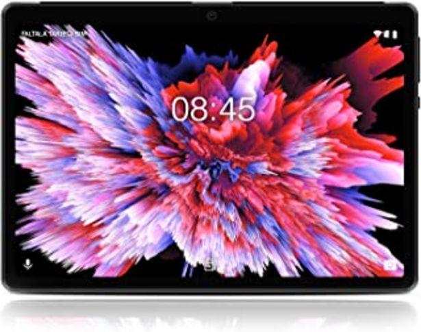 Oferta de Tablet 10 Pulgadas Android 10.0 - MEBERRY Ultrar-Rápido Tableta 4GB RAM+64GB ROM - Certificación Google gsm - Dual SIM - 8... por 99,98€