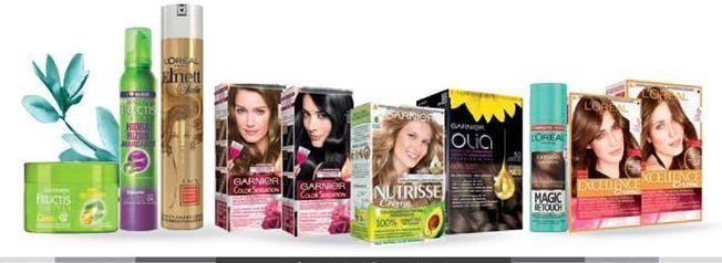 Oferta de Productos para el cabello Garnier por
