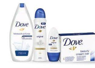 Oferta de Cuidado personal Dove por
