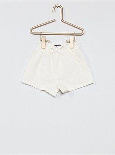 Oferta de Pantalón corto de bordado inglés por 5€