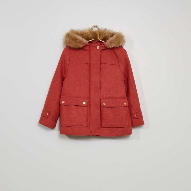 Oferta de Abrigo con capucha por 27€