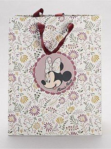 Oferta de Bolsa de regalo 'Minnie' por 1€