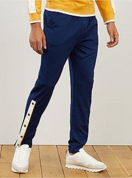 Oferta de Pantalón de deporte estilo vintage por 8€