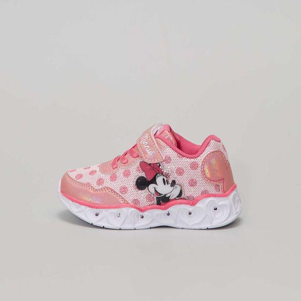 Oferta de Zapatillas luminosas 'Minnie Mouse' por 27€