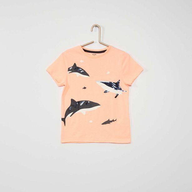 Oferta de Camiseta de manga corta por 4€