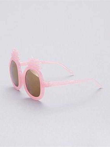 Oferta de Gafas de sol 'piña' por 2€