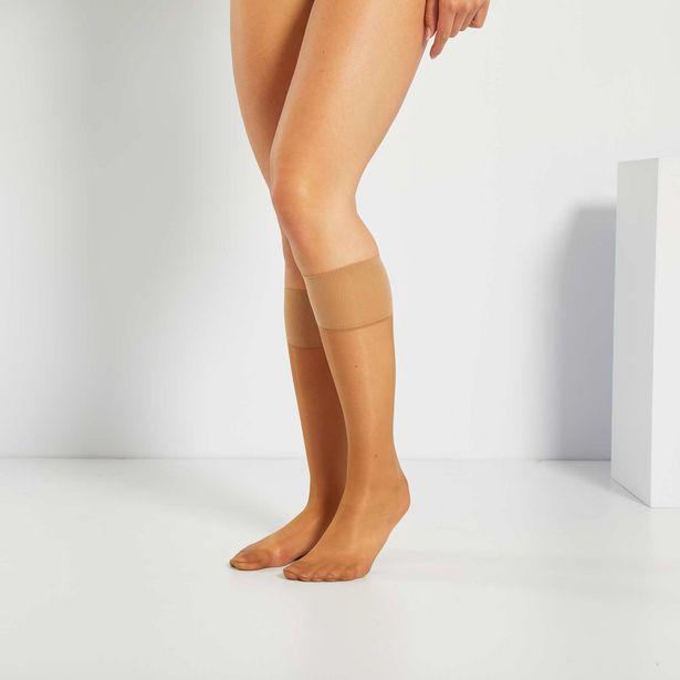 Oferta de Pack de 3 calcetines Beauty Resist 'DIM' 20D por 5€