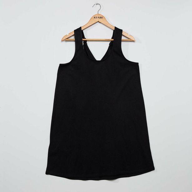 Oferta de Vestido corto 'eco-concepción' por 4€