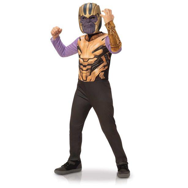 Oferta de Disfraz de 'Thanos' de la saga de 'Los Vengadores' por 25€