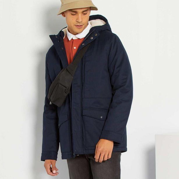 Oferta de Parka con capucha por 40€