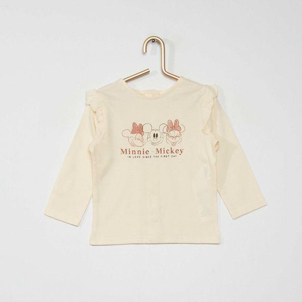 Oferta de Camiseta 'Minnie' por 7€