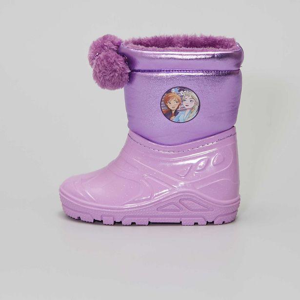 Oferta de Botas de nieve 'Frozen' por 25€
