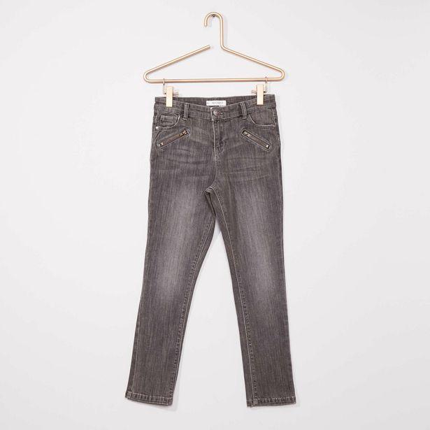 Oferta de Pantalón skinny niños talla + por 4€
