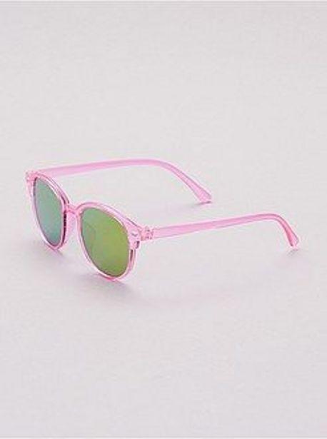 Oferta de Gafas de sol rosas por 3€