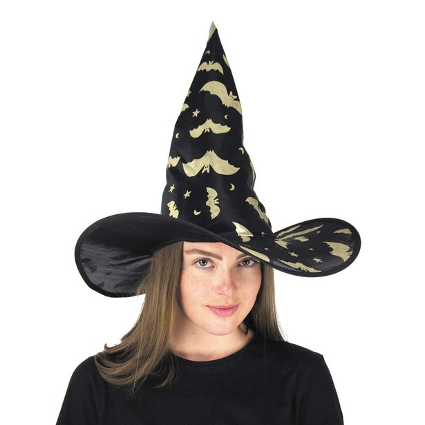 Oferta de Sombrero de bruja por 4€