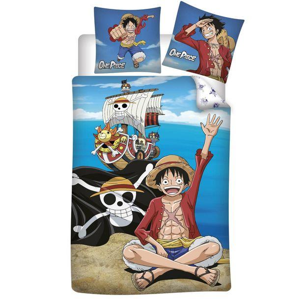 Oferta de Juego de cama 'One Piece' por 30€