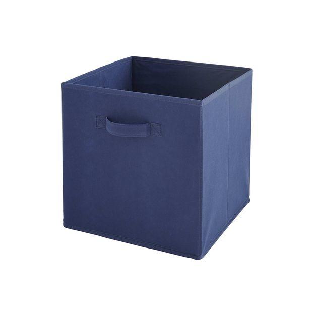 Oferta de Caja de almacenaje plegable por 4€