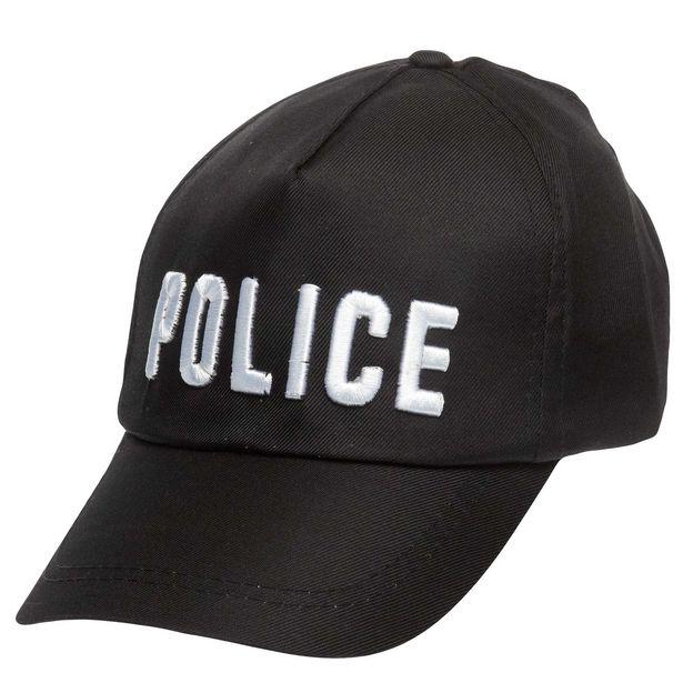 Oferta de Gorra de policía por 4€