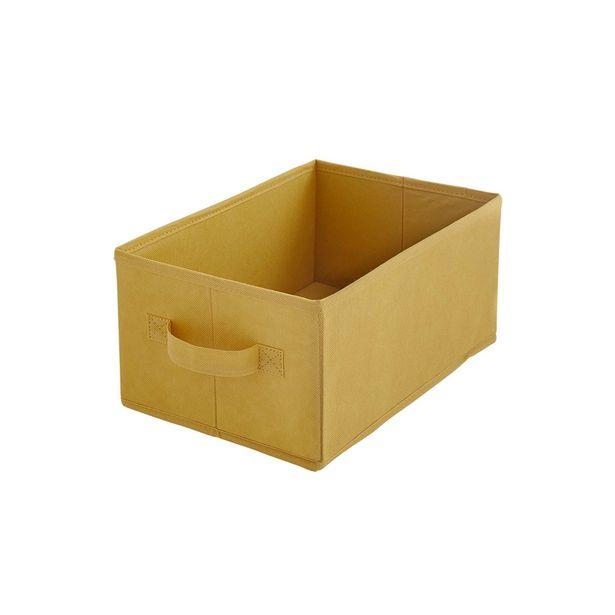 Oferta de Caja de almacenaje plegable por 3€