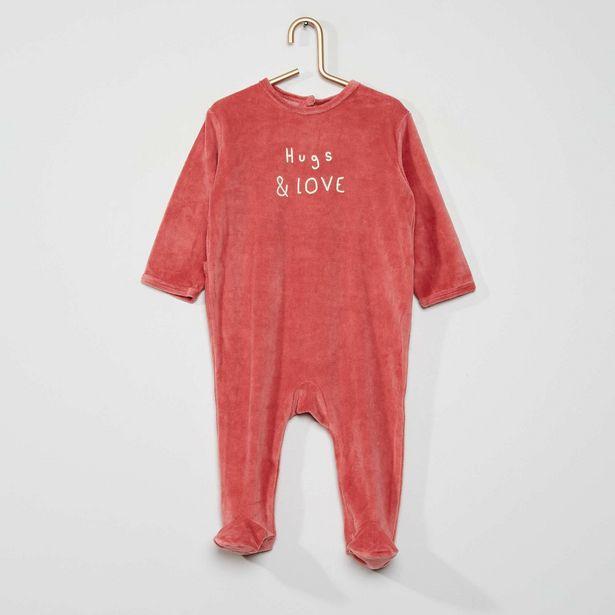 Oferta de Pijama de terciopelo por 4€