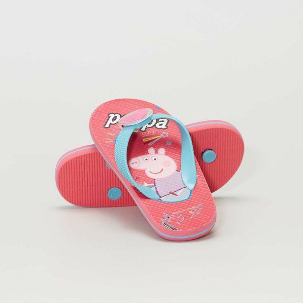Oferta de Chanclas luminosas 'Peppa Pig' por 2€
