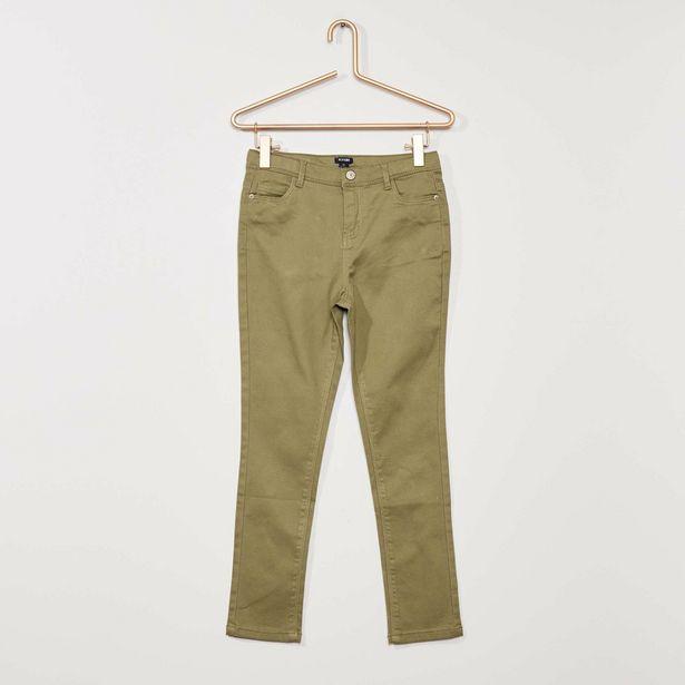 Oferta de Pantalón de sarga para niños talla + por 4€