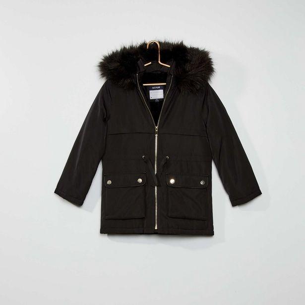 Oferta de Parka ligera con capucha por 30€