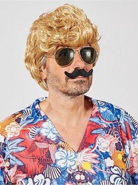 Oferta de Lote de 6 bigotes adhesivos por 1€