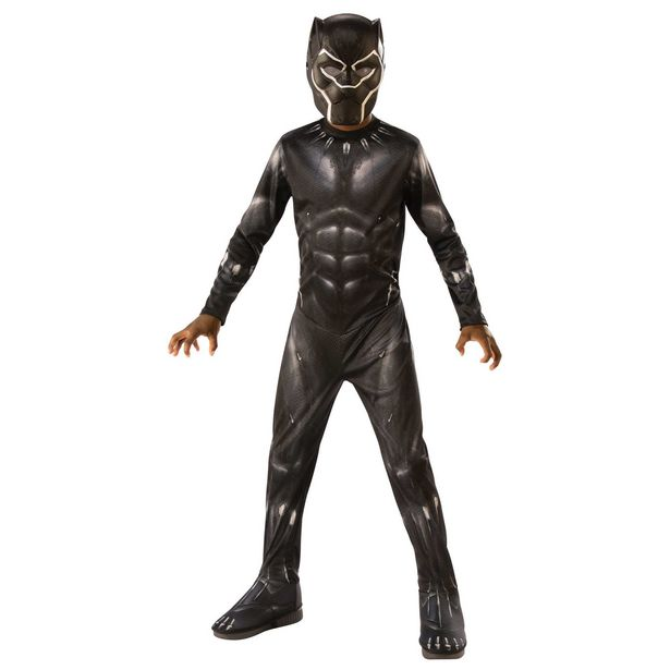 Oferta de Disfraz 'Black Panther' de 'Marvel' por 25€