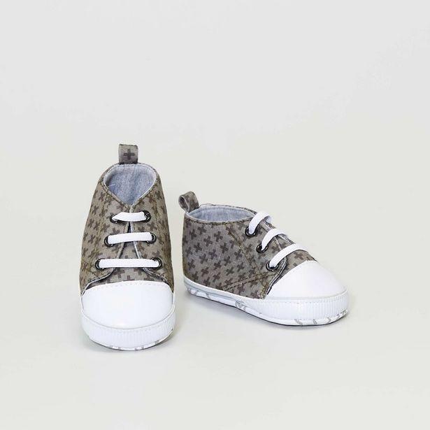 Oferta de Zapatillas estampadas por 2€