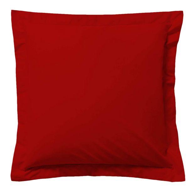 Oferta de Funda de almohada lisa por 5€