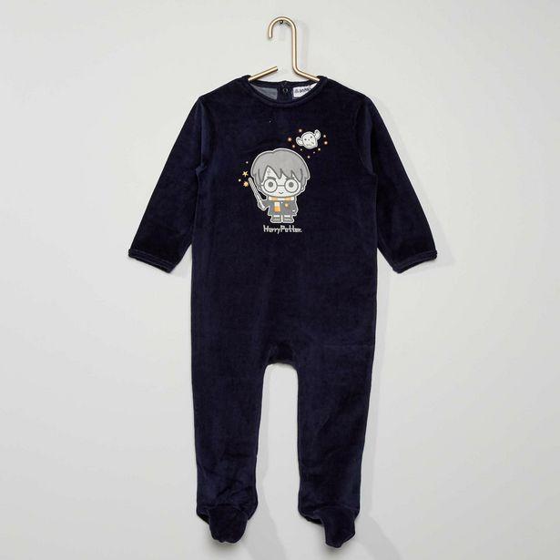 Oferta de Pijama de terciopelo 'Harry Potter' por 12€
