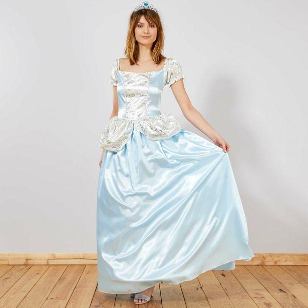Oferta de Disfraz de princesa azul por 30€