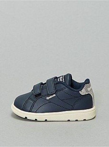 Oferta de Zapatillas deportivas con velcro 'Reebok Royal Complete' por 21€