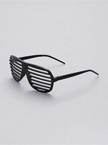 Oferta de Gafas estriadas por 2€