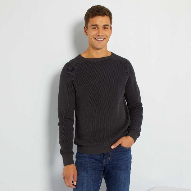 Oferta de Jersey con cuello redondo por 18€