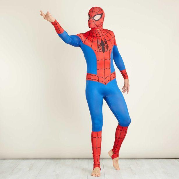 Oferta de Disfraz de 'Spiderman' segunda piel con verdugo por 35€