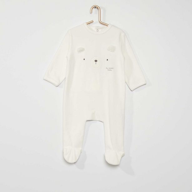 Oferta de Pijama de terciopelo por 10€