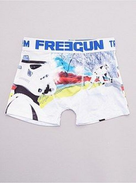 Oferta de Boxer 'Freegun' estampado 'Star Wars' por 3€