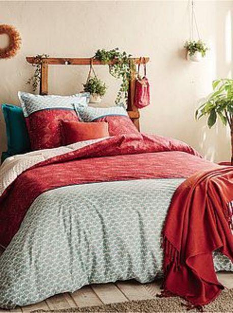 Oferta de Juego de cama doble estampado por 27€