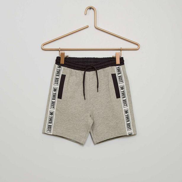 Oferta de Pantalón corto de felpa por 7€