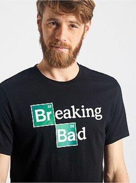 Oferta de Camiseta 'Breaking Bad' por 6€
